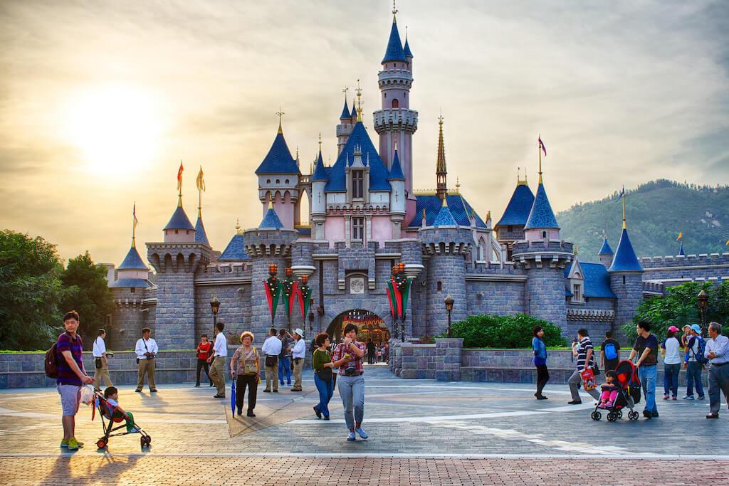 Disneyland Hong Kong - by Scott Cresswell:Flickr