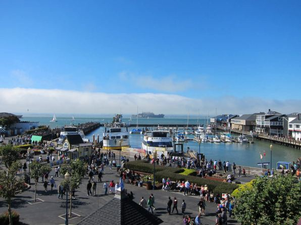 Fisherman's Wharf, San Francisco - by Eugene Kim:Flickr