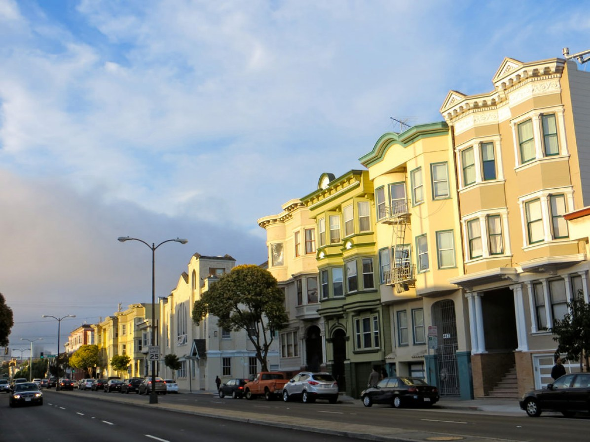 Mission District, San Francisco - by trbakhopper:Flickr