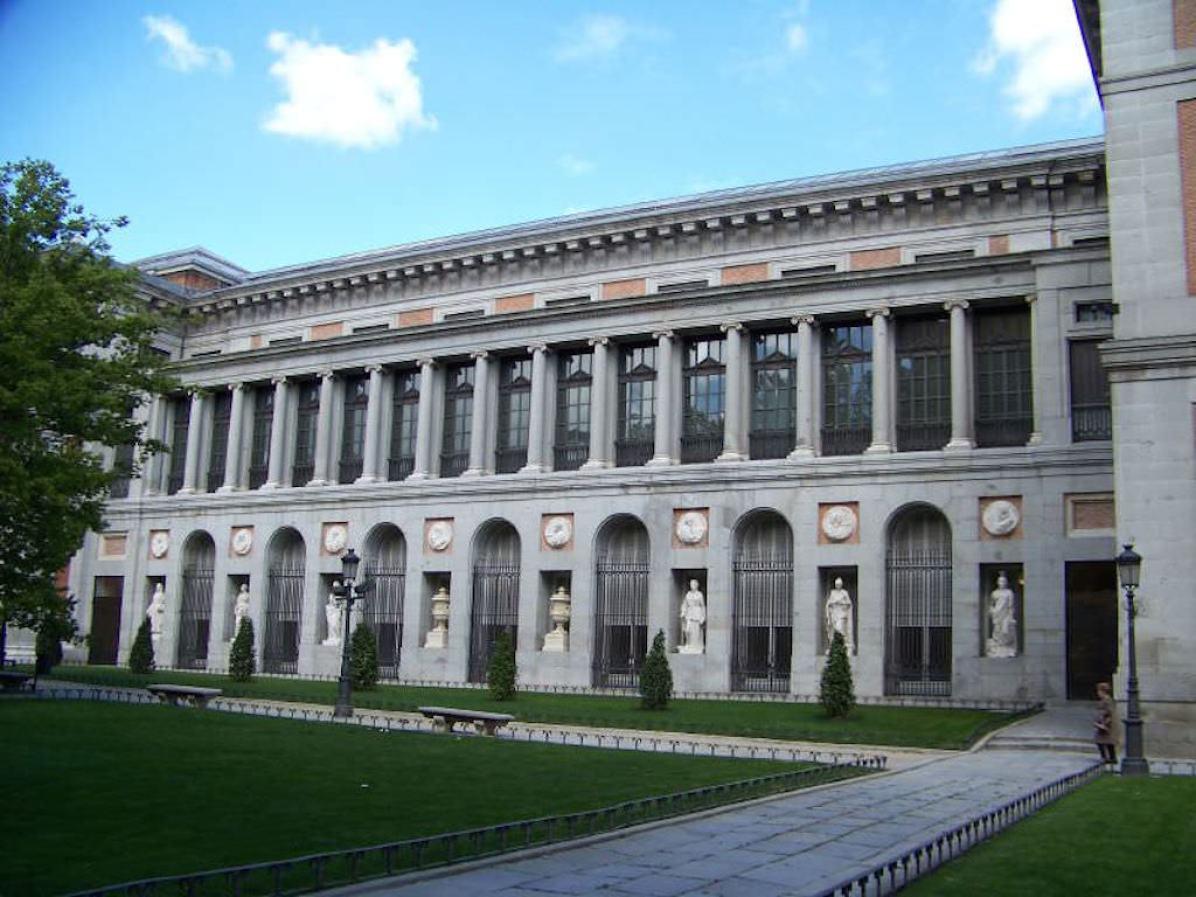 Museo Nacional del Prado, Madrid - by Rodney:Flickr