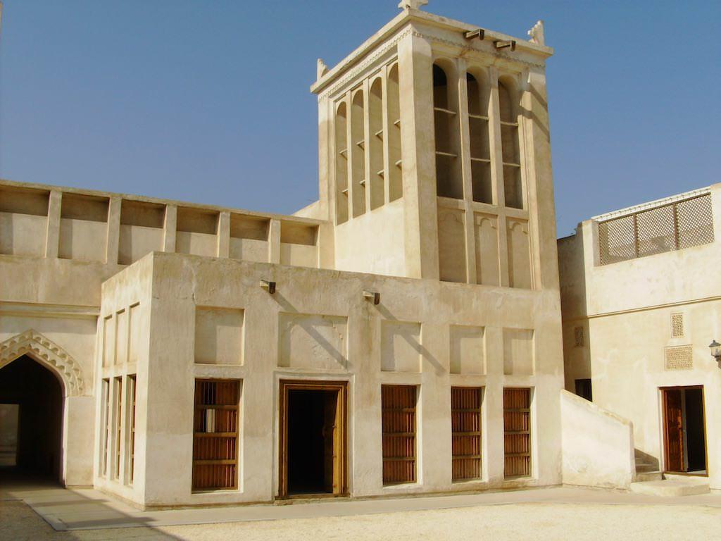 Beit Sheikh Isa bin Ali, Bahrain - by fuzzytnth3 - Arabbi/Wikimedia