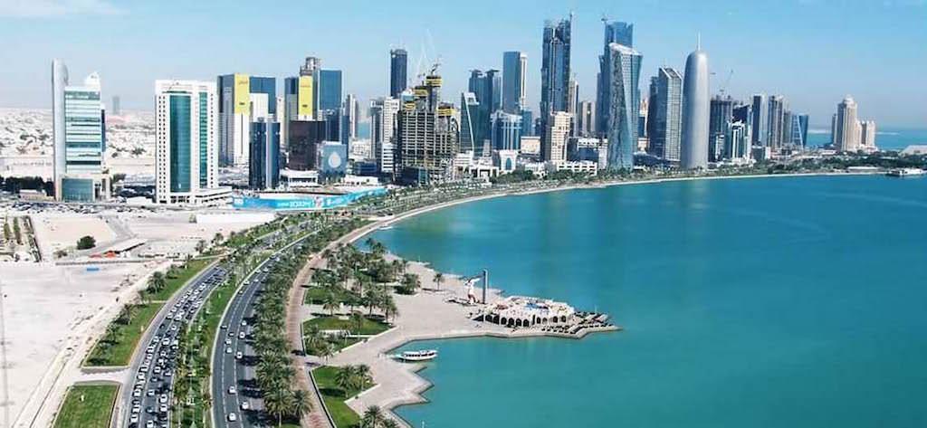 Corniche , Doha - by goista.com
