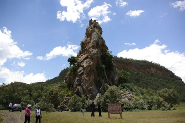 Hell's Gate National Park, Kenya - by Nao Iizuka :Flickr