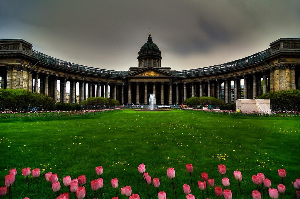 Kazan Cathedral, St. Petersburg - by Andrew Kudrin:Flickr