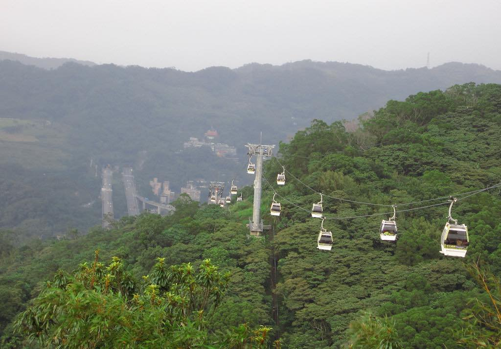 Maokong Hill,Taipei - by Ken Marshall - kenner116:Flickr
