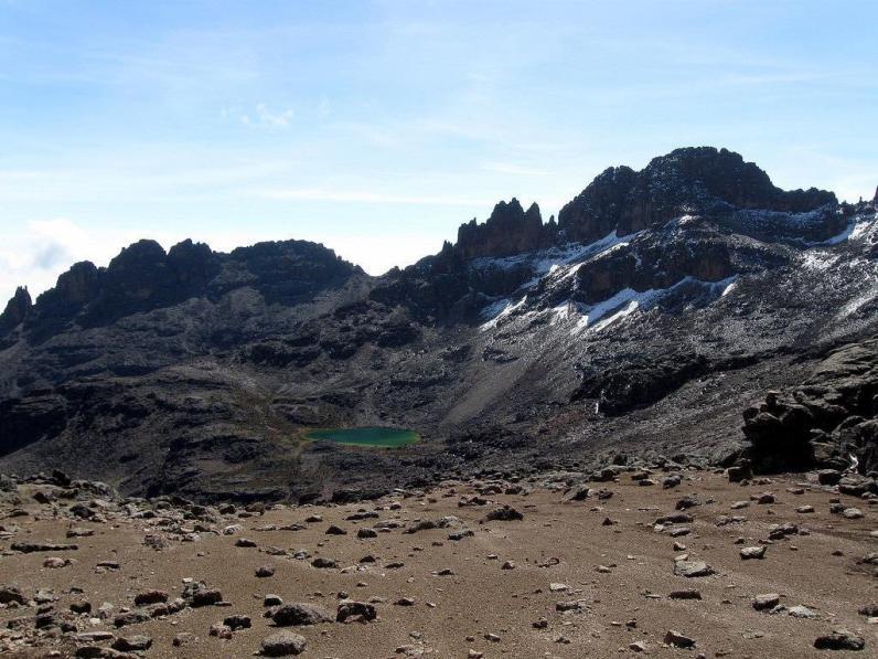 Mount Kenya - by Franco Pecchio - Ai@ce:Flickr