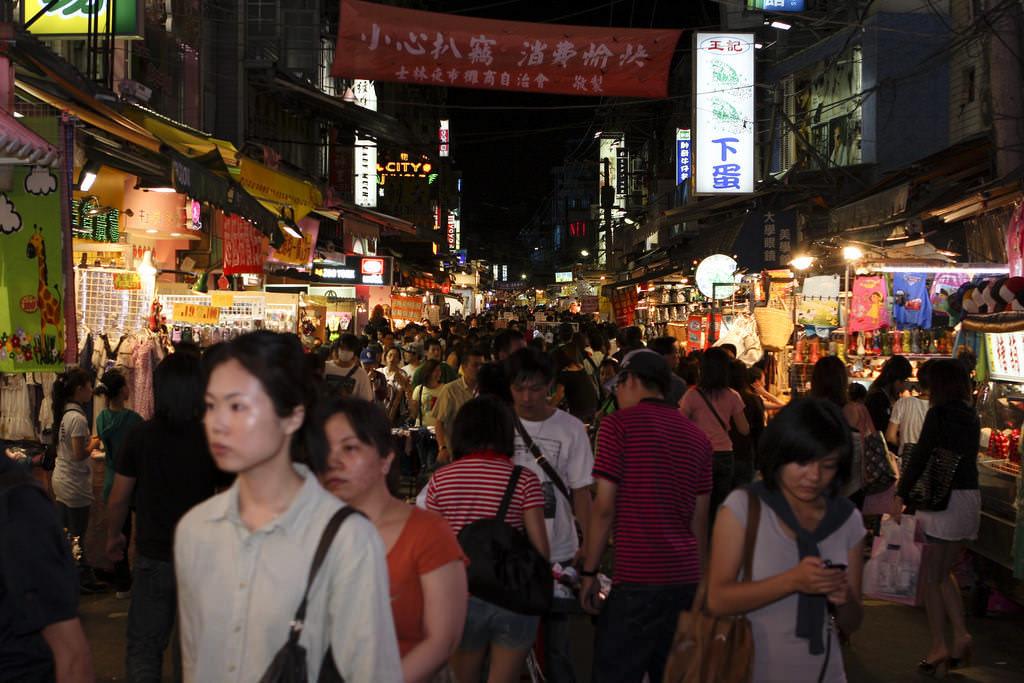 Shilin Night Market, Taipei - by Brian Jeffery Beggerly - beggs:Flickr