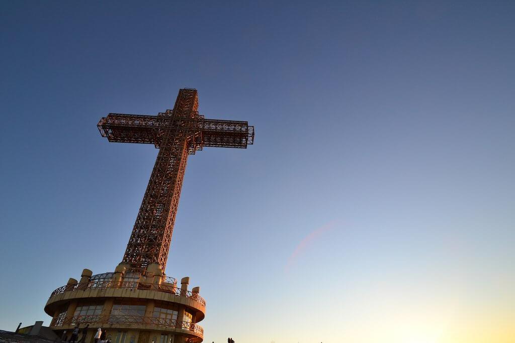 Millennium Cross, Mount Vodno - by Jerick Parrone - JMParrone:Flickr