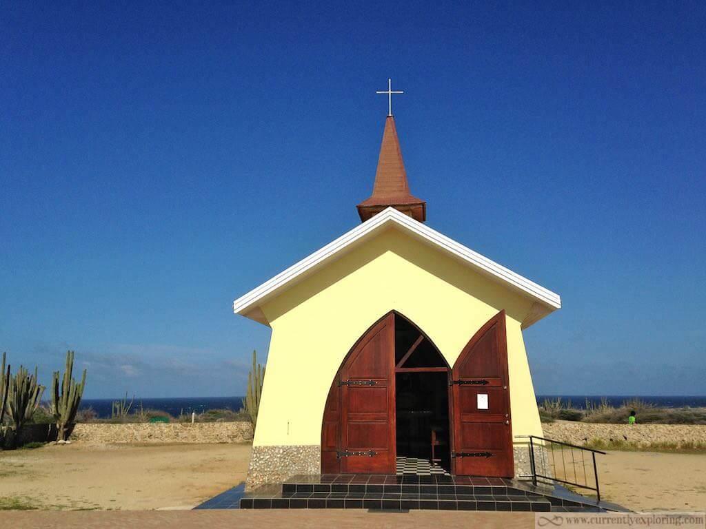 Alto Vista Chapel, Aruba - by Christina Leigh Morgan - www.currentlyexploring.com:Flickr