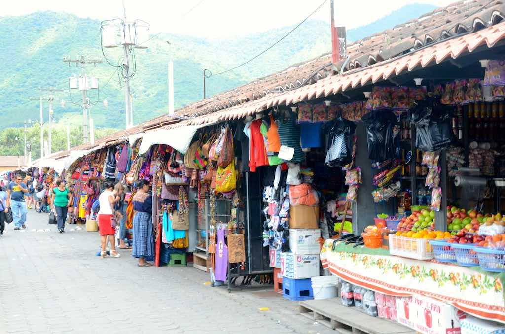 Antigua Market - by David Amsler - amslerPIX:Flickr