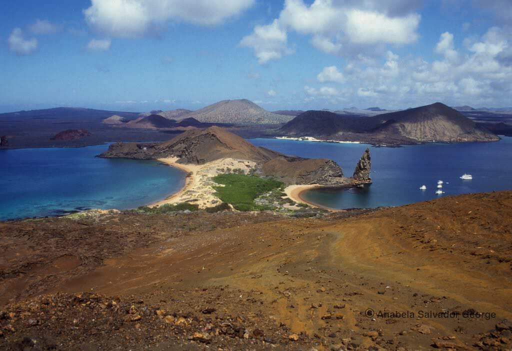 Bartolomé Island, Galapagos - by Anabela Salvador George - Bela Geo Images:Flickr