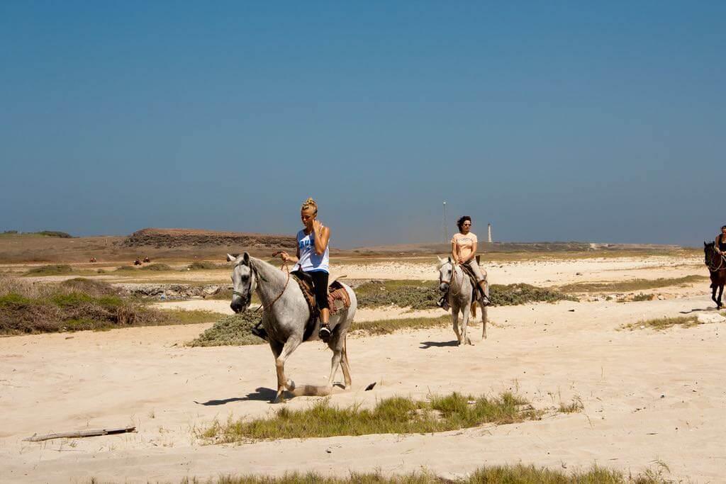 Horse riding, Aruba - by Katrina Koger /Flickr