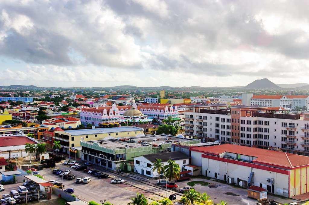 Oranjestad, Aruba - by Bgabel:Wikimedia