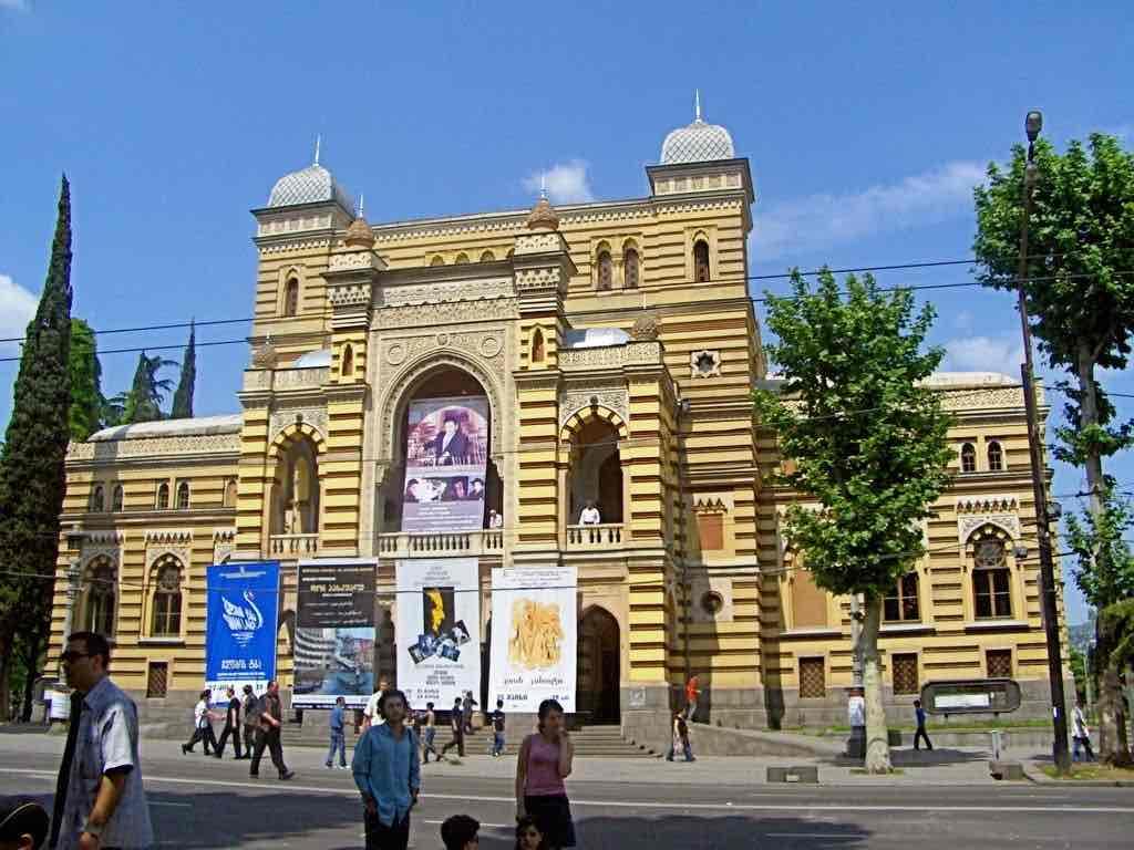 Paliashvili Opera House, Tbilisi - by ImposterVT:Flickr