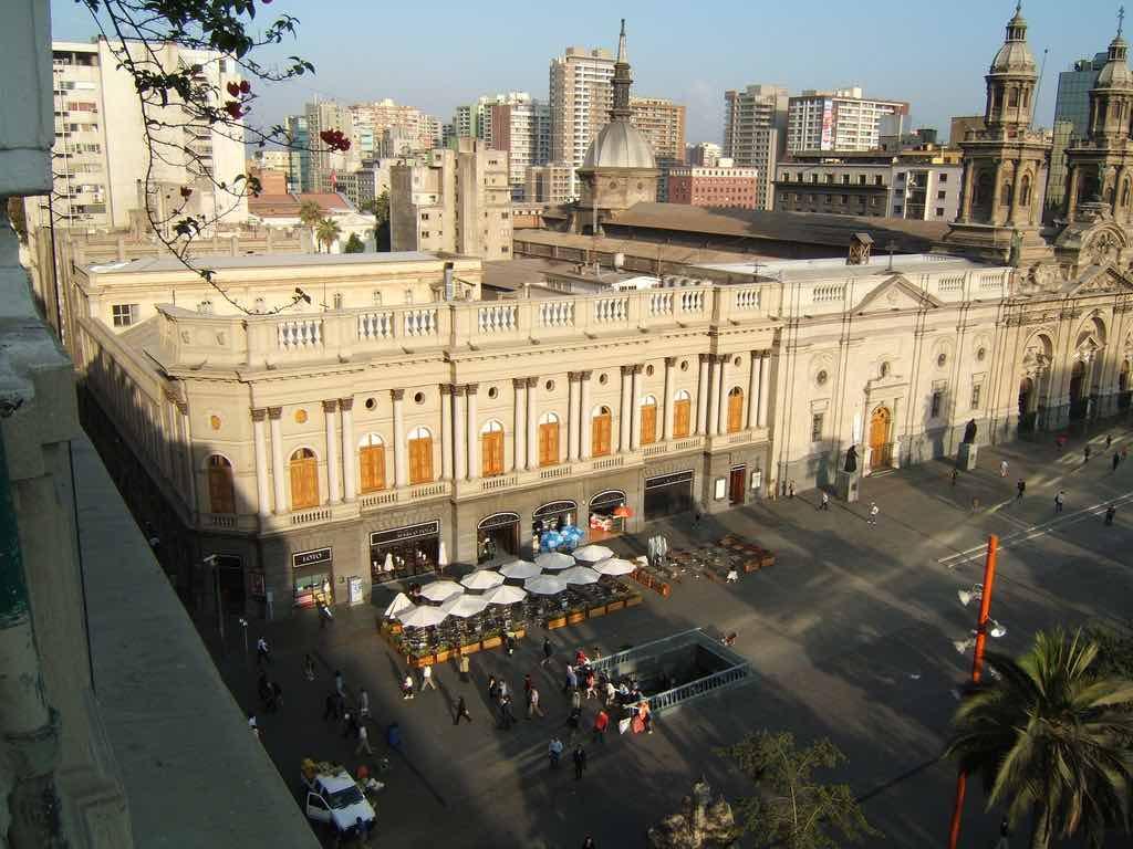 Plaza de Armas, Santiago - by Addy Cameron-Huff - acameronhuff:Flickr