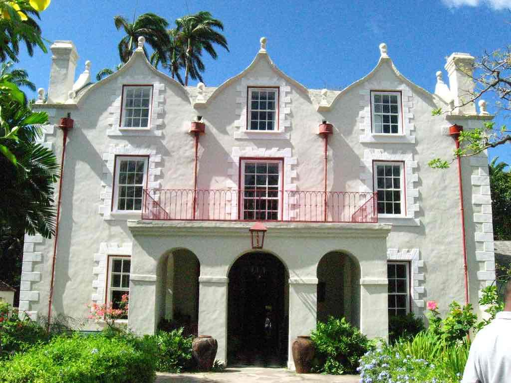 St. Nicholas Abbey, Barbados - by rufusowliebat52:Flickr