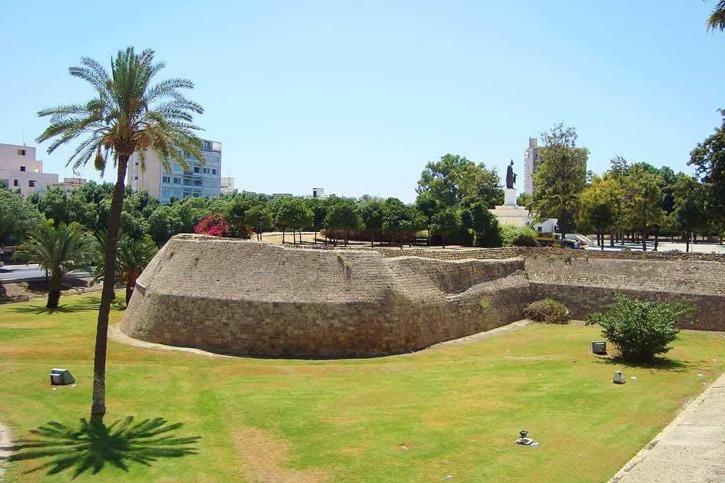Venetian Walls, Nicosia - by AncientNicosia:Wikimedia