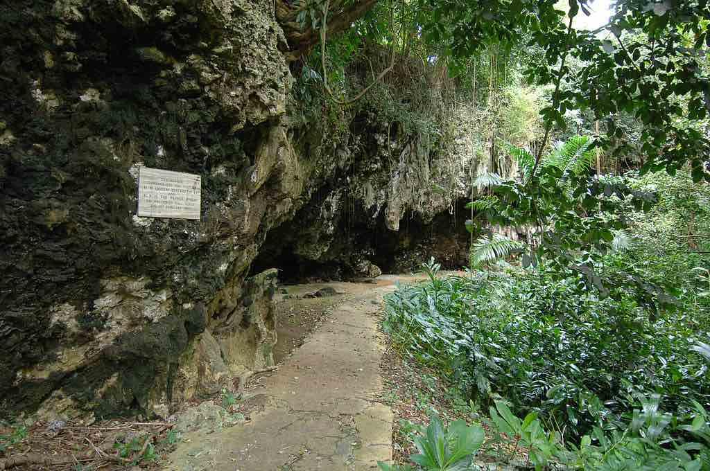 Welchman Hall Gully, Barbados - by KLOTZ:Wikimedia