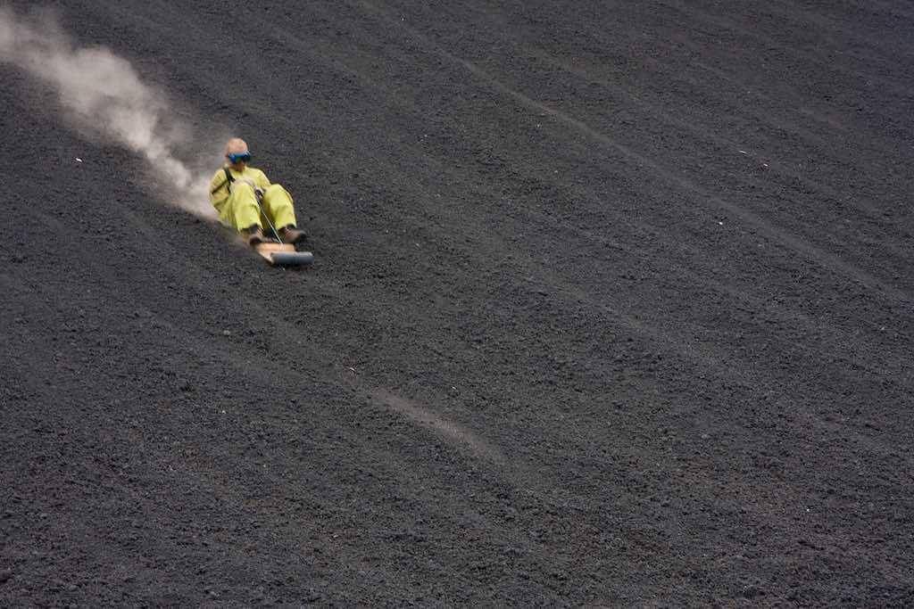 Cerro Negro Sandboarding, Nicaragua - by Garrett Ziegler - gsz:Flickr