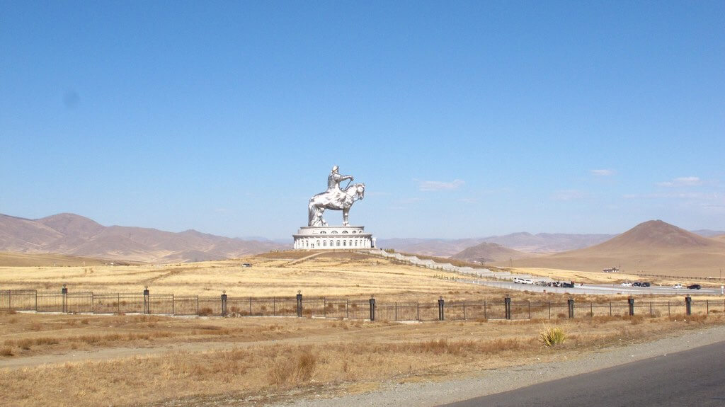 Genghis Khan Statue, Mongolia - by Li Tsin Soon - the spexyliciousness:Flickr