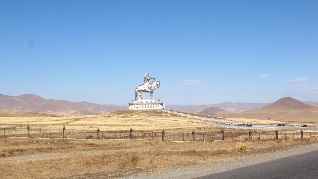 Genghis Khan Statue, Mongolia - by Li Tsin Soon - the spexyliciousness:Flickr