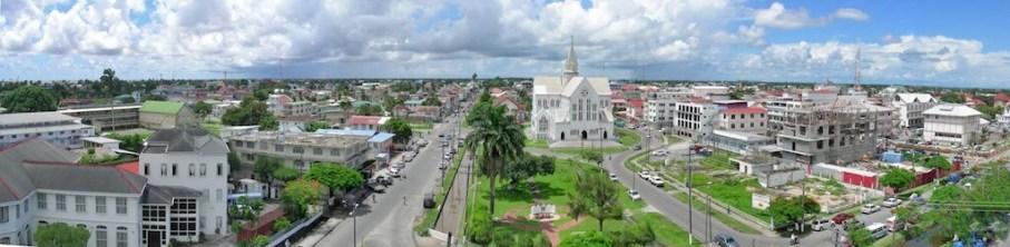 Georgetown, Guyana - by Johnldasilva:Wikimedia