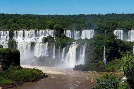 Iguazu Fall - by Deni Williams:Flickr