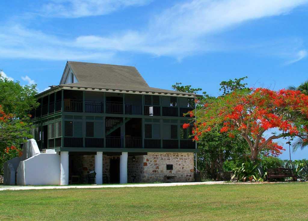 Pedro St. James Castle, Cayman Islands - by Lhb1239:Wikimedia