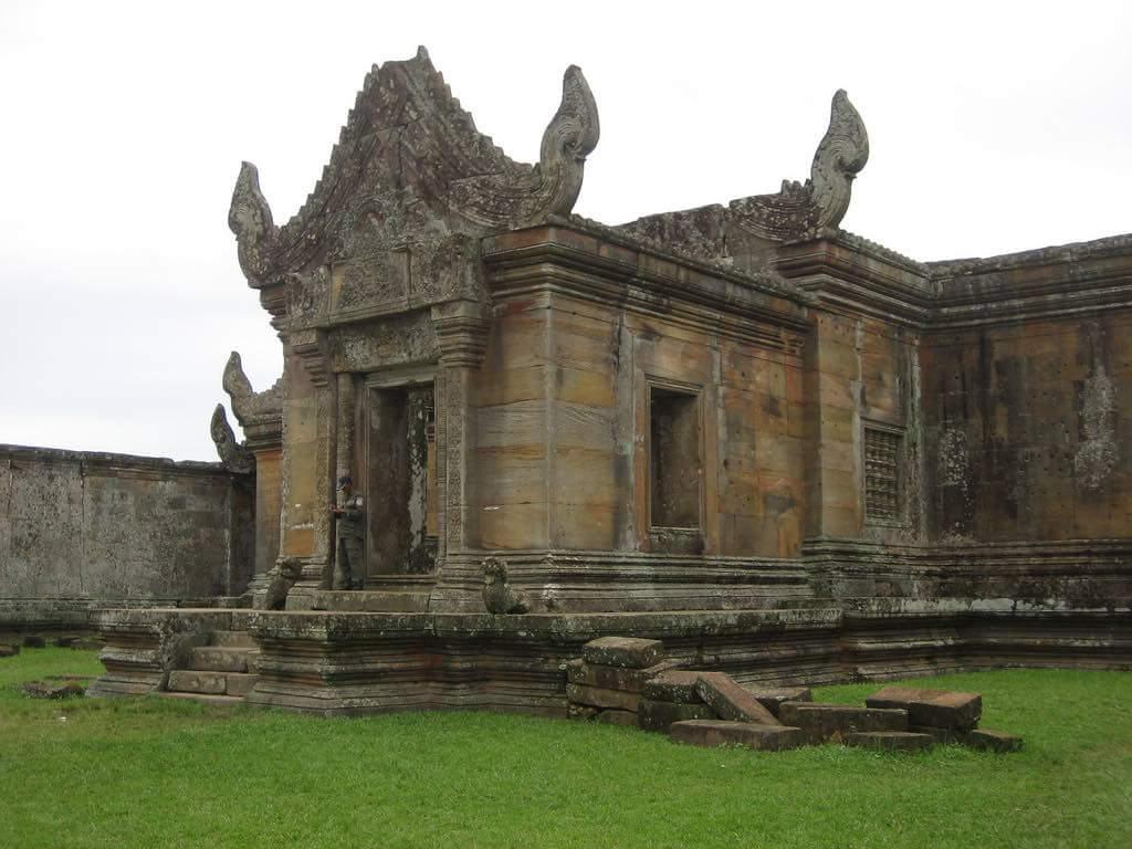 Preah Vihear Temple, Cambodia - by William Brehm:Flickr