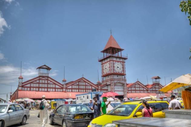 Stabroek Market, Georgetown, Guyana - by Amanda Richards:Flickr