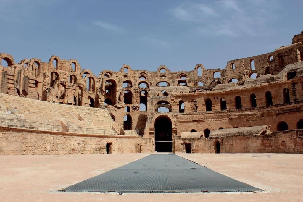 Amphitheatre of El Jem, Tunisia - by Amine Ghrabi:Flickr