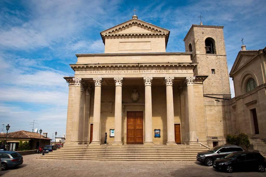 Basilica di San Marino - by Giorgio Minguzzi - gminguzzi