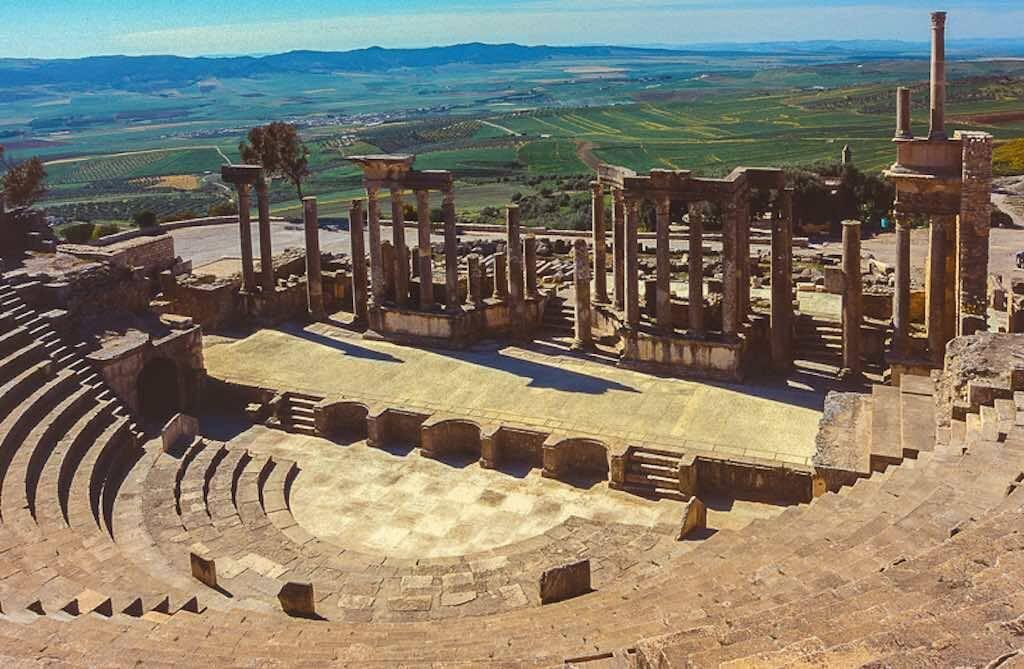 Bulla Regia, Tunisia - by Jacqueline Poggi - jacqueline.poggi/Flickr