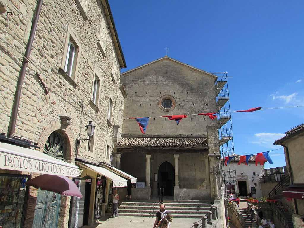Chiesa di San Francesco, San Marino - by Cezarika1:Wikimedia
