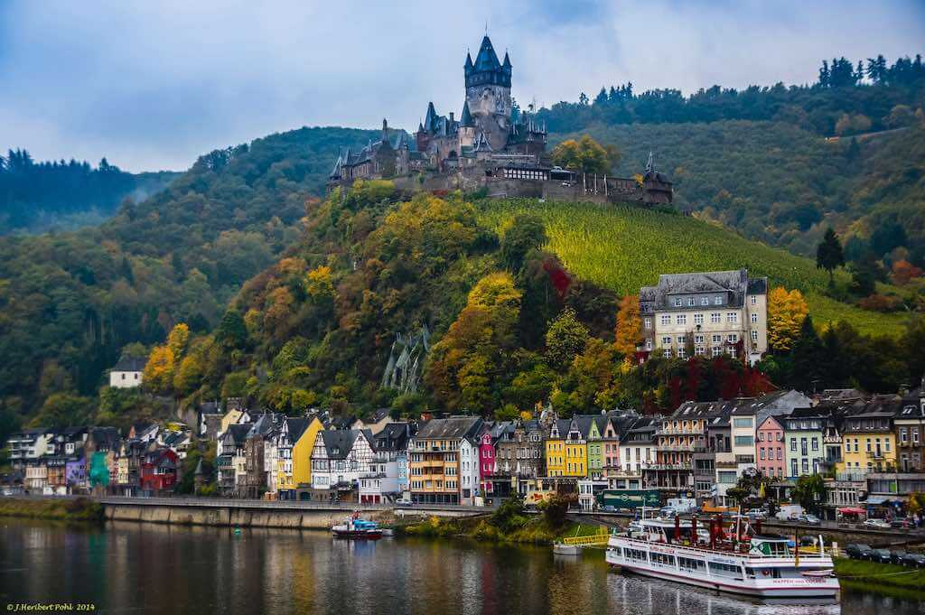 Cochem, Germany - by Polybert49 :Flickr