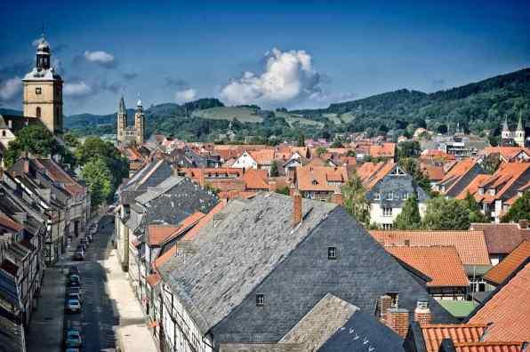 Goslar, Germany - by Stefan Schiefer Quelle GOSLAR marketing gmbh