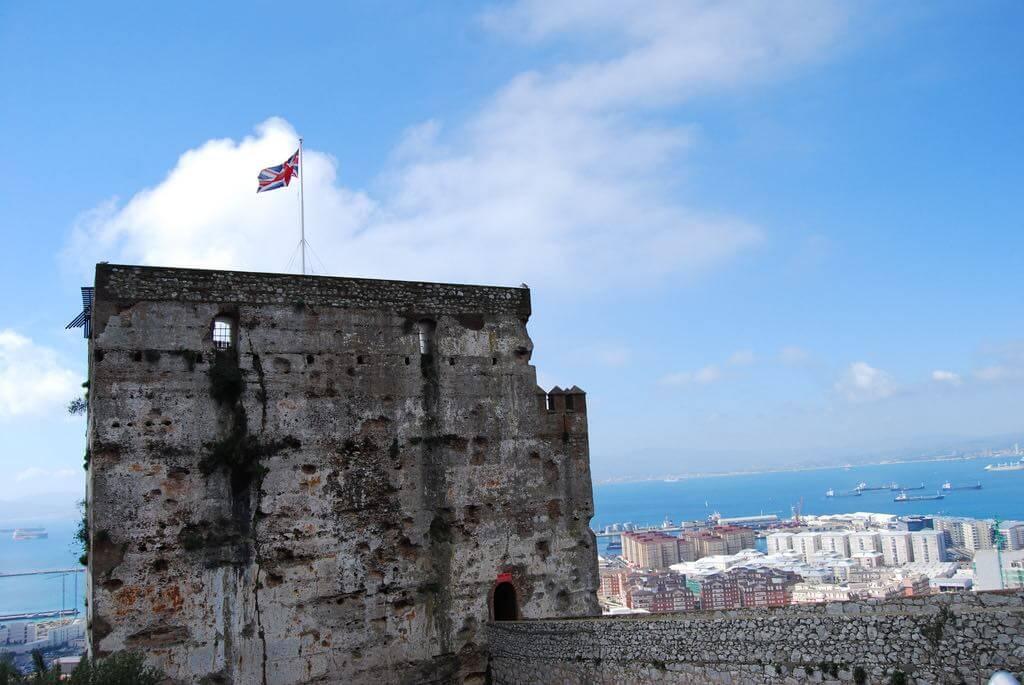 Moorish Castle, Gibraltar - by Rob - BBM Explorer:Flickr