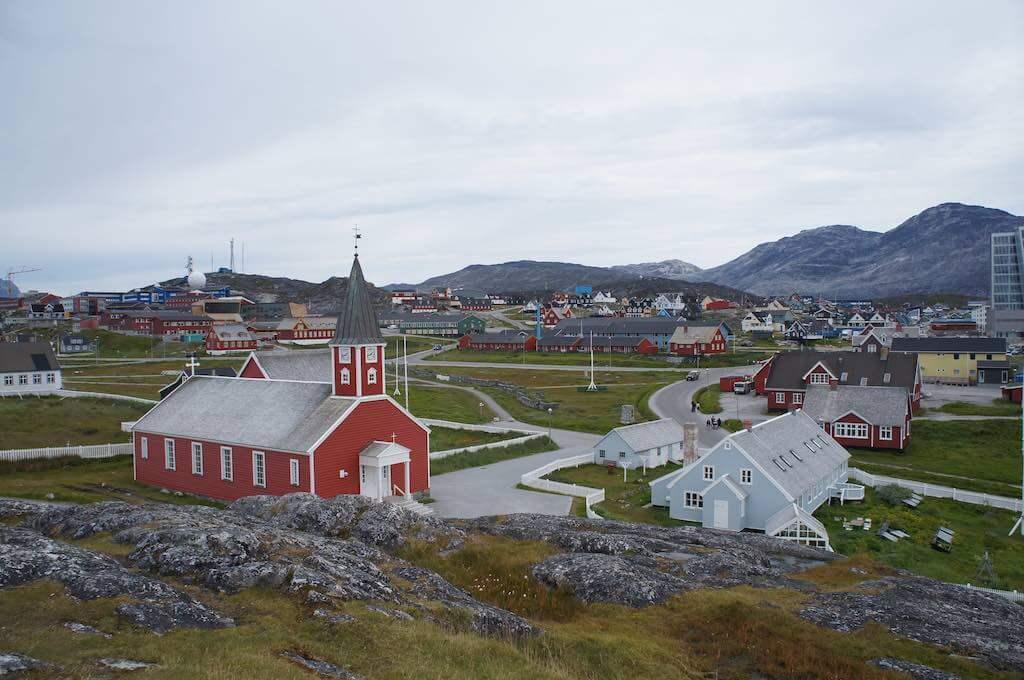 Nuuk, Greenland - by Razlan:Flickr