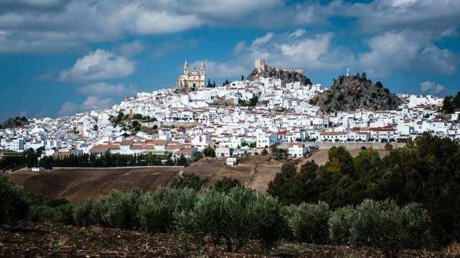 Olvera, Spain - by Andrea Moroni - A n d r e a M o r o n i :Flickr