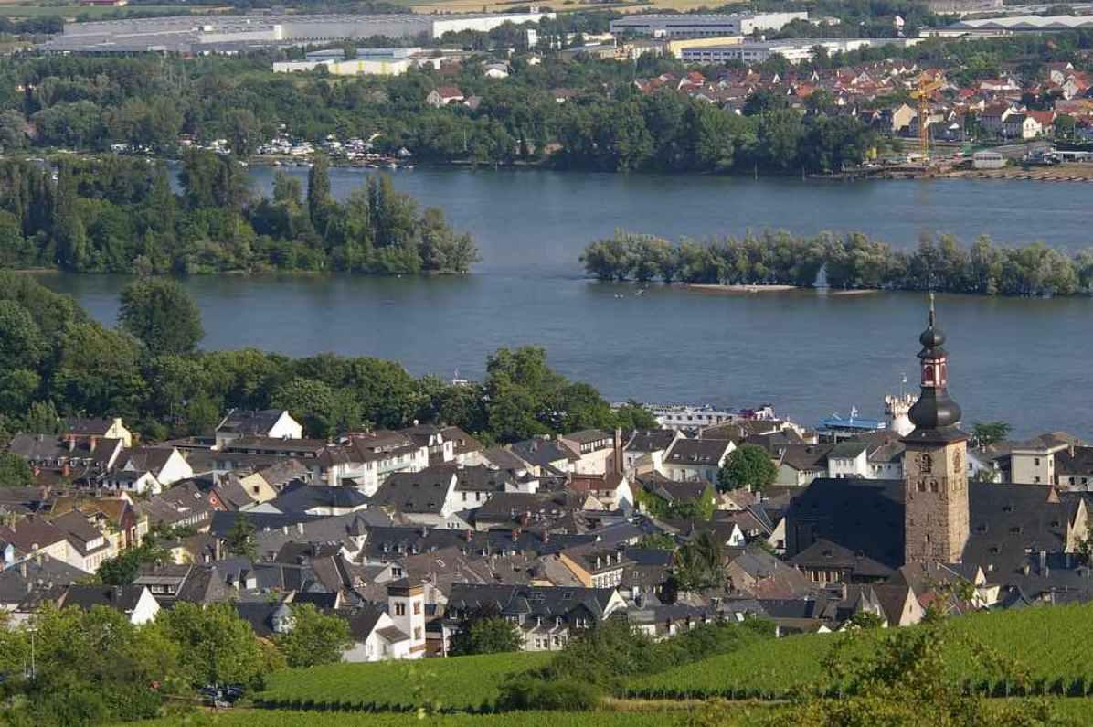 Rüdesheim, Germany - by Delphine Ménard - notafish:Flickr