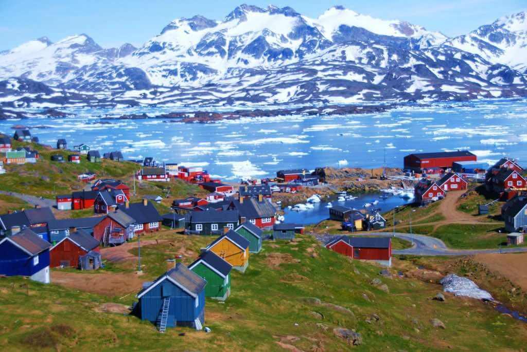 Tasiilaq, Greenland - by Antonio Bovino :Flickr