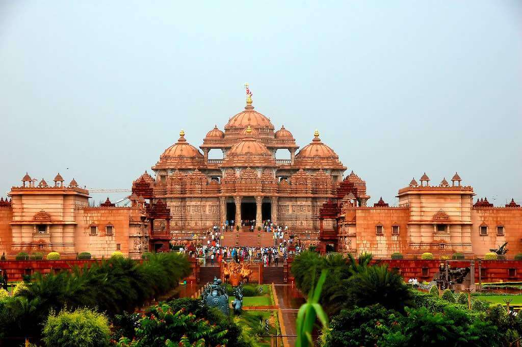 Akshardham Temple, Delhi - by Russ Bowling - RussBowling:Flickr