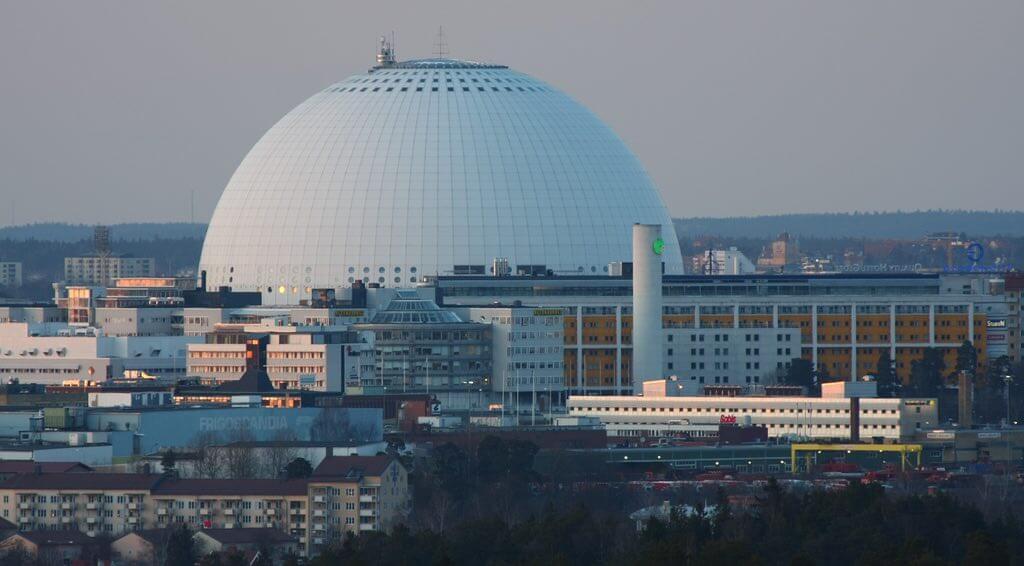 Ericsson Globe, Stockholm - by bengt-re :Flickr