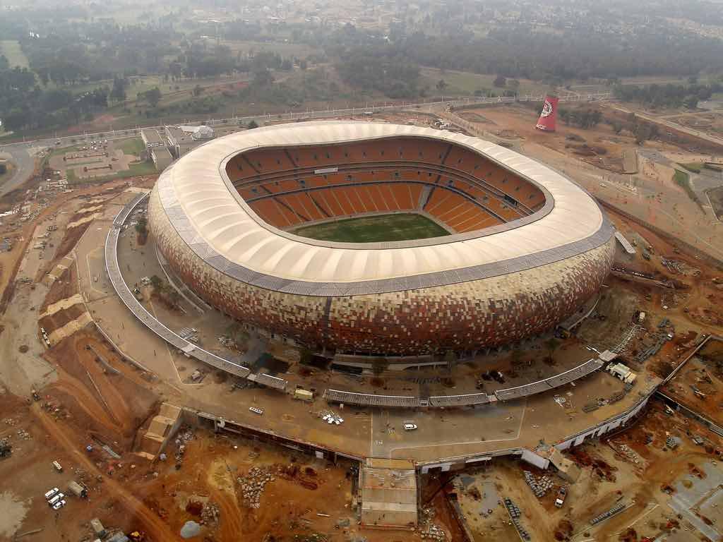 FNB Stadium, Johannesburg - by shanediaz120/Flickr