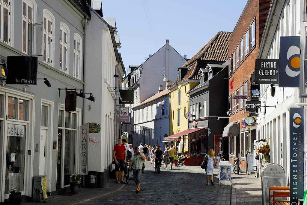 Latin Quarter, Aarhus - by billandkent:Flickr