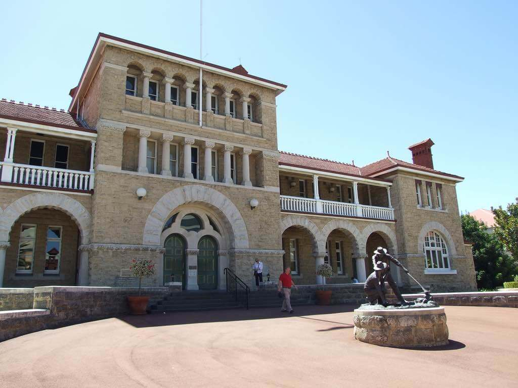 Perth Mint - by Tamsin Slater:Flickr