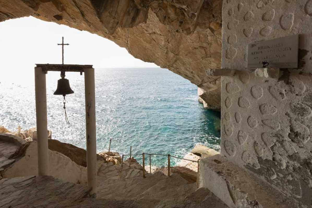Saint Stefanos Chapel, Galissas, Syros - by the Municipality of Syros-Hermoupolis
