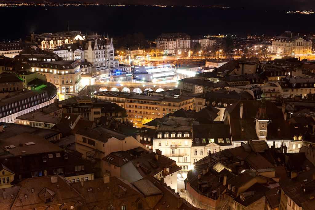 Le Flon, Lausanne - by Ludovic Péron - Ludo2/Flickr