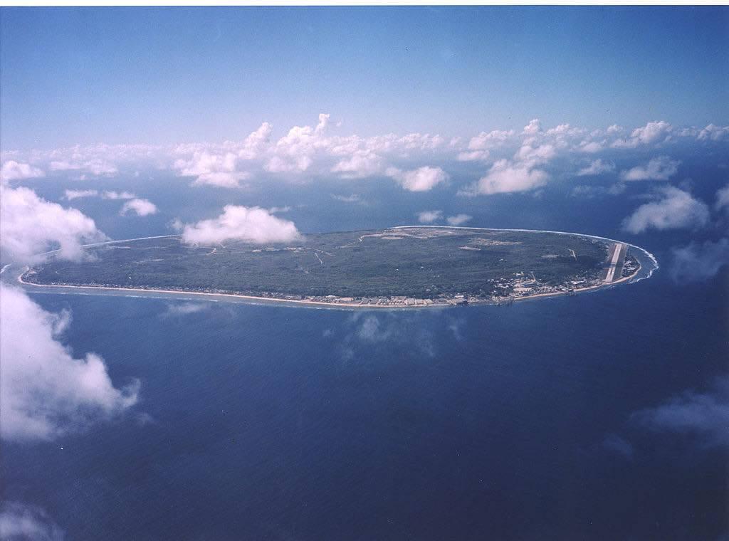 Nauru - by Atmospheric Radiation Measurement - www.arm.gov :Wikimedia