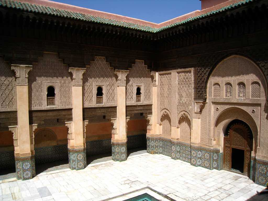 Ben Youssef Medersa, Marrakech - by James Byrum :Flickr